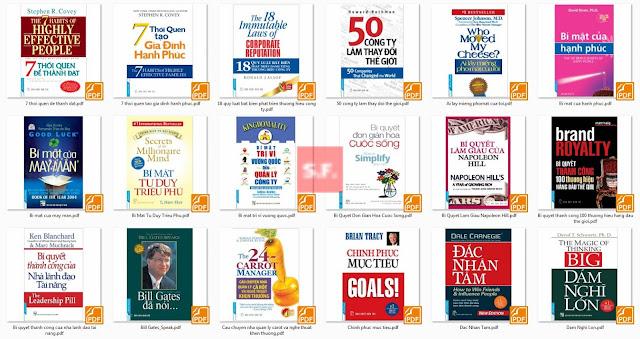 51 Ebook full có bản quyền của First news