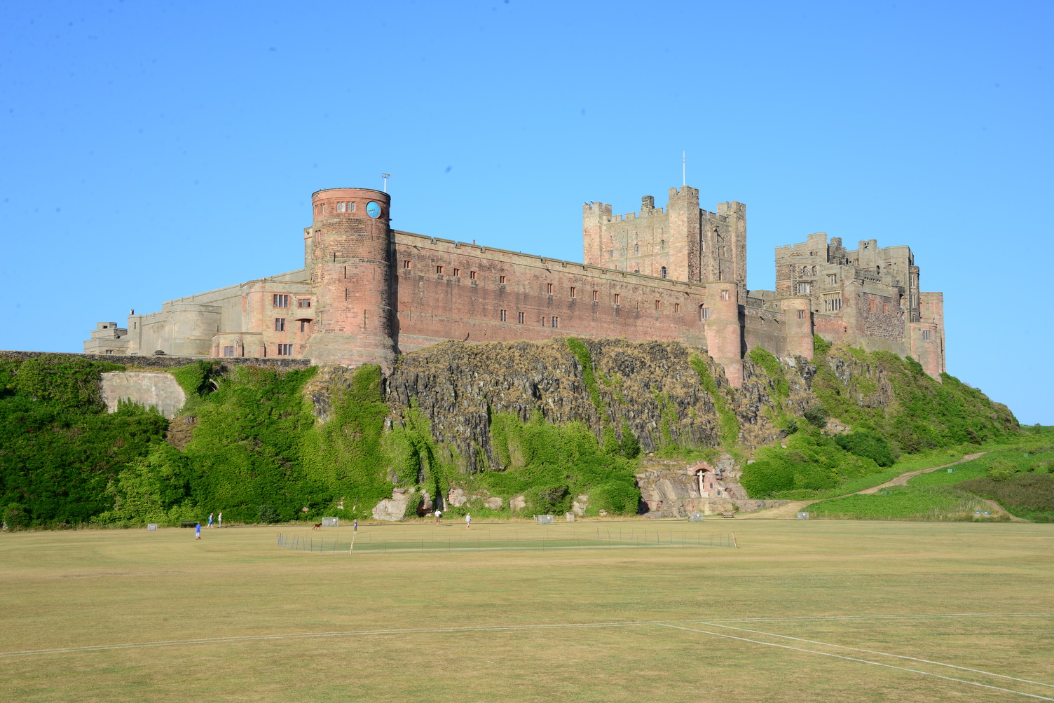 bamburgh castle - photo #23