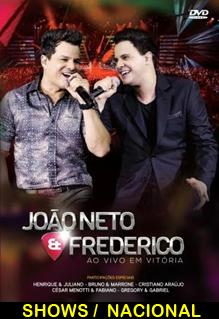 Assistir João Neto & Frederico: Ao Vivo em Vitória 2014