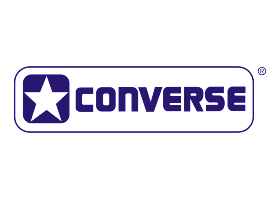 Converse Shoes Logo Vector download free