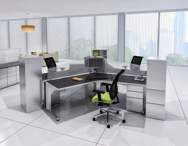 The office furniture blog at november 2013 for Well designed office spaces