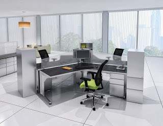 Well Organized Modern Office Space