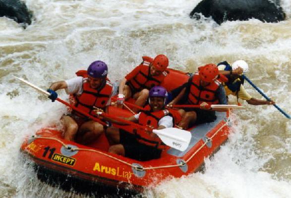 Tempat Wisata di Sukabumi Sungai Citarik