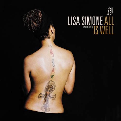All is well Lisa Simone.