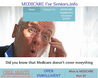 Medicare for Seniors Information