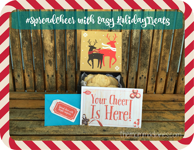#SpreadCheer with Easy Holiday Treats #ad