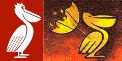 Le Pélican traverse le temps ... ou comment le logo a évolué