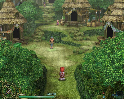 YS The Ark Of Napishtim gameplay