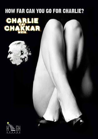 Poster Of Hindi Movie Charlie Ke Chakkar Mein 2015 Full HD Movie Free Download 720P Watch Online