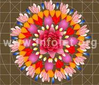 Design Onam Pookalam Online