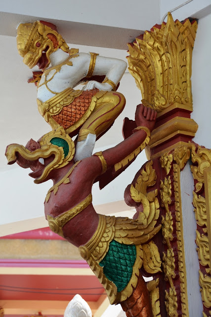 Wat Karon Phuket column