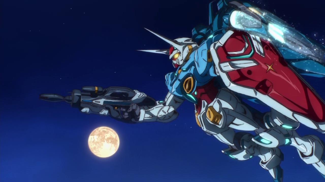 Resoconto Gundam Reconguista in G ep 06