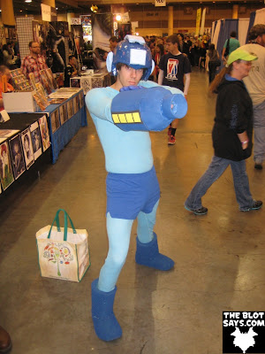 Wizard World New Orleans Comic-Con 2012 - Mega Man
