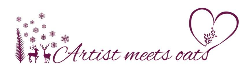 Artist meets oats ♡