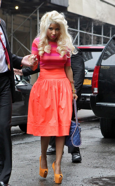 Fashion Is My Drug Nicki Minaj The New Real Life Barbie
