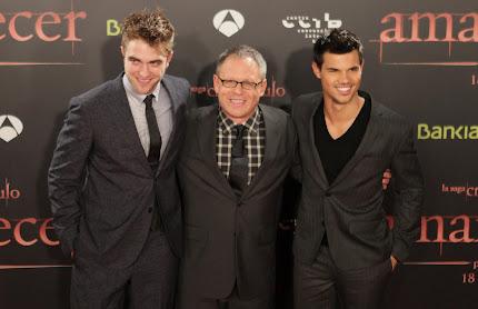 Entrevista a Bill Condon en el Premiere de Barcelona!