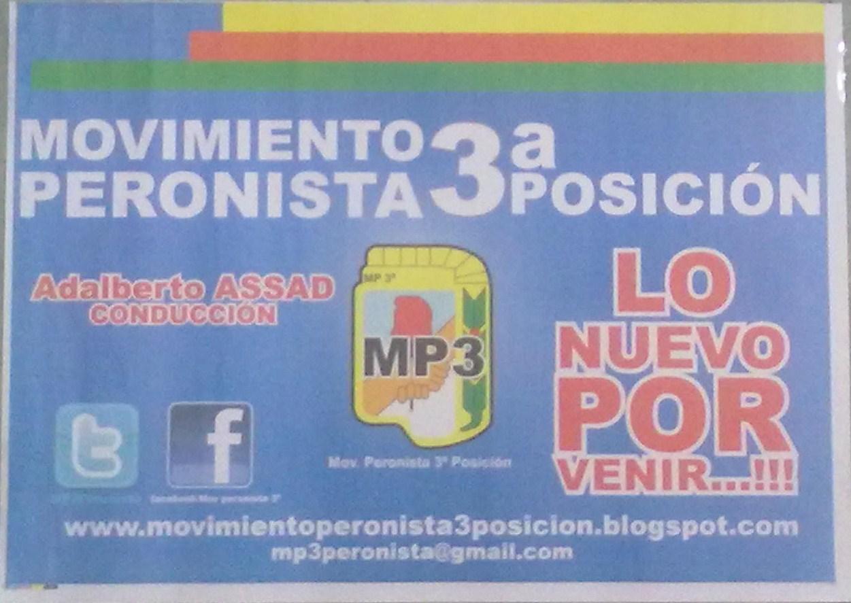 30.000 Afiches mostrarán en Público nuestra Causa, la de TODOS...!!!!