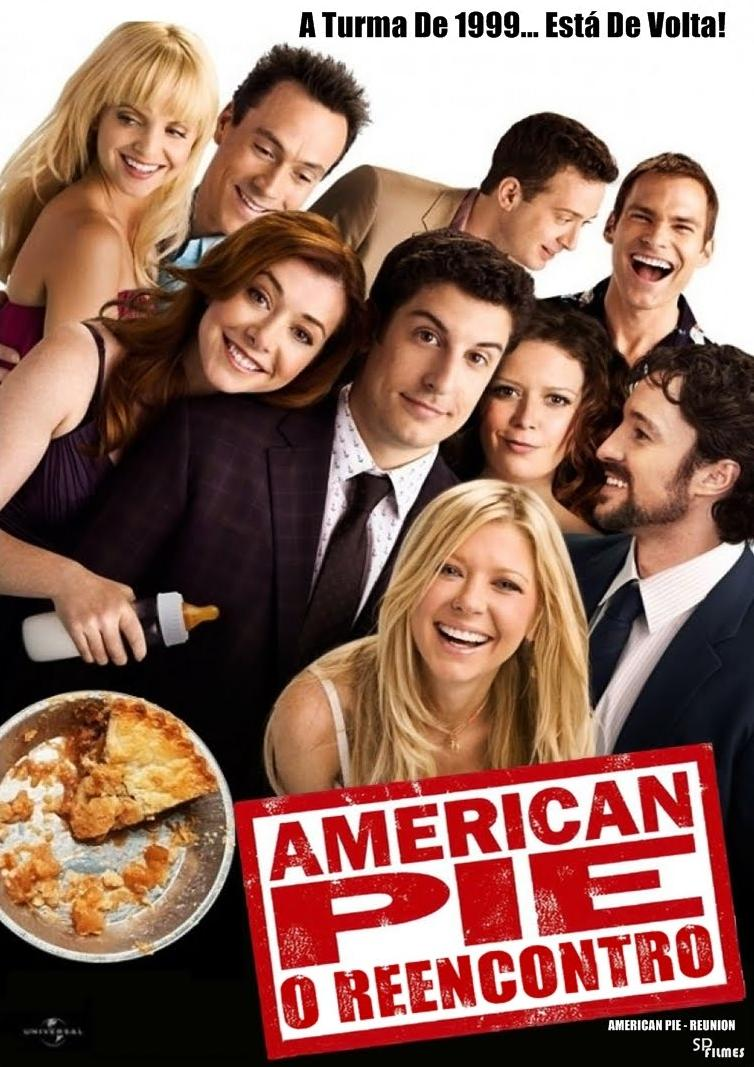 Filme American Pie : O Reencontro + Legenda