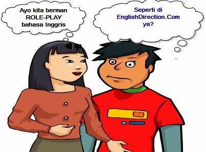bahasa Inggris, berikut diberikan 4 teks dialog singkat bahasa Inggris