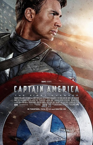 Filme Capitão América: O Primeiro Vingador (Blu-Ray) 2011 Torrent