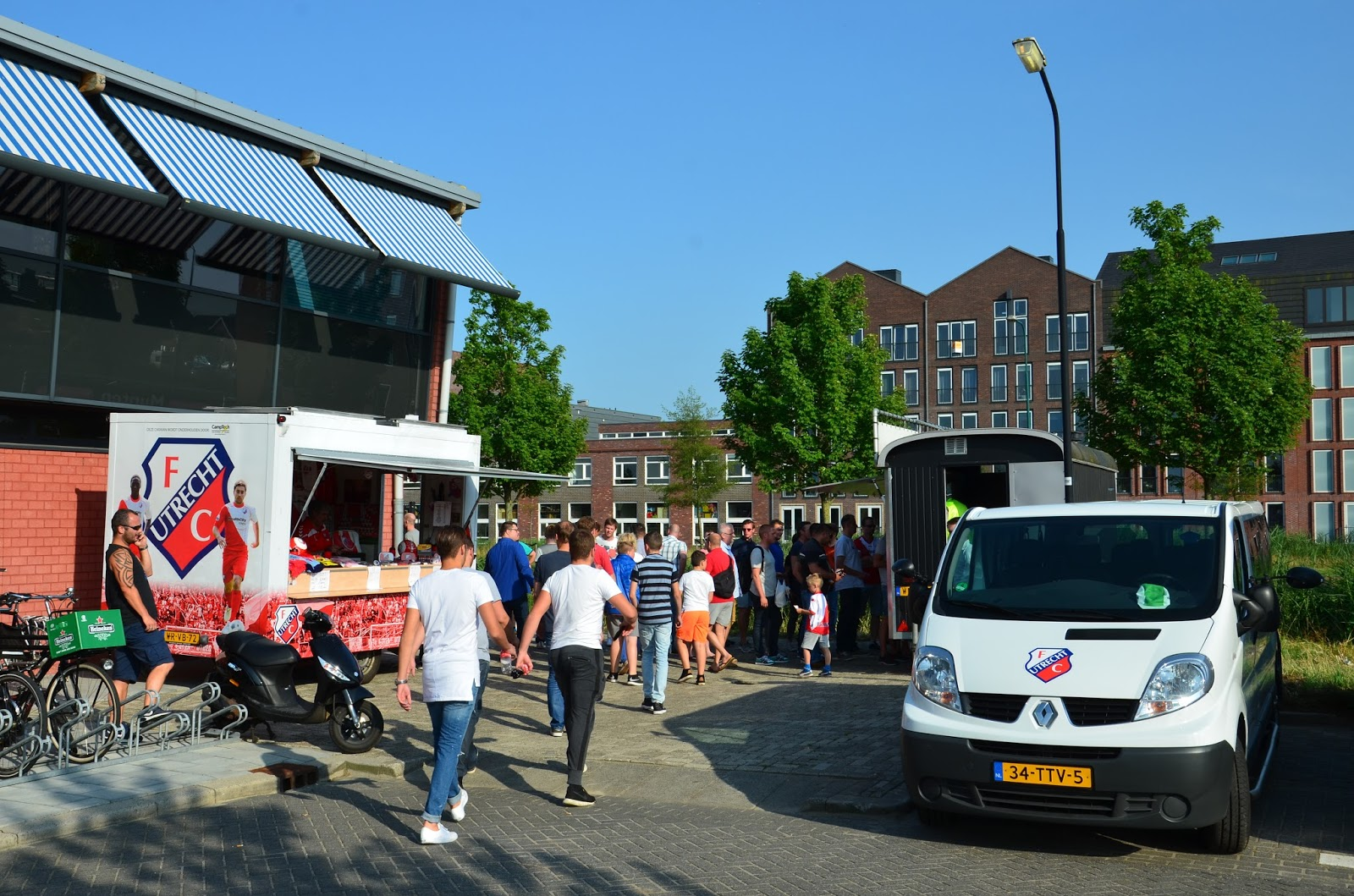 Extreme Football Tourism: NETHERLANDS: SC Woerden