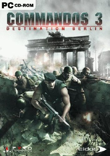 Commandos 3 : Destination Berlin Pc