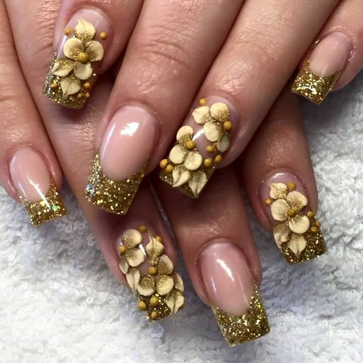 Try These Color Full Nails Art This Summer #5 | Nails
