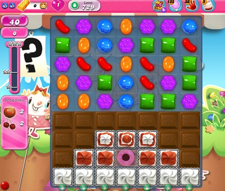 Candy Crush Saga 729