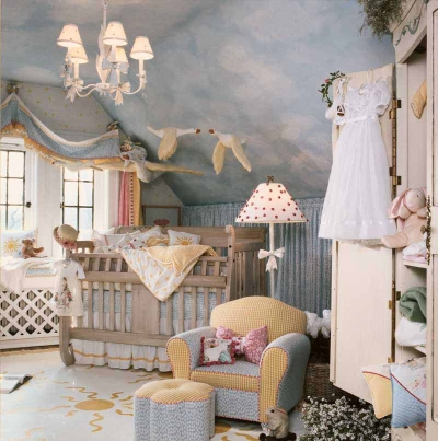 Decorating Baby Nursery - Toddler Room