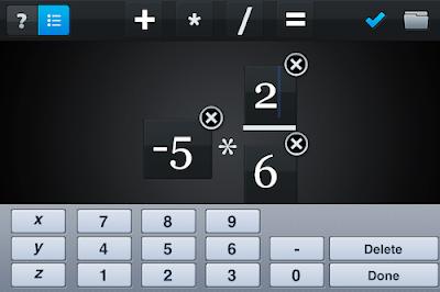 Álgebra Touch