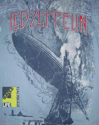 Led Zeppelin - Full Print shirt (AVAILABLE)