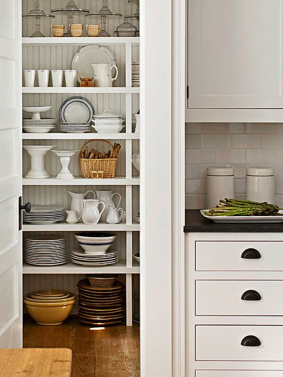 Modern Furniture: 2014 Perfect Kitchen Pantry Design Ideas ...