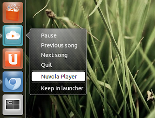 Nuvola Player for Ubuntu