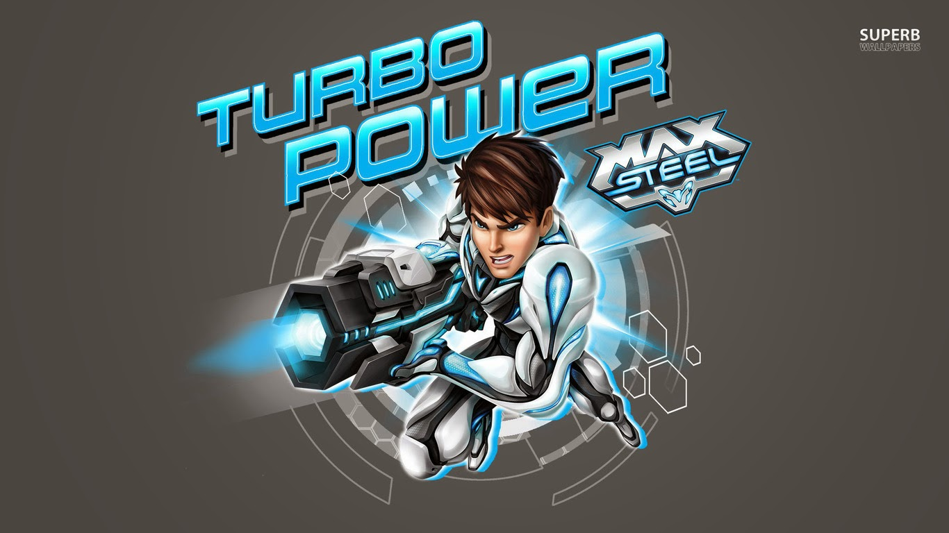 Max Steel v1.4.1 [Free Shopping] APK+DATA