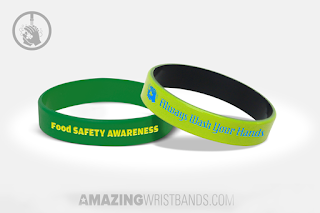 National Food Safety Education wristbands
