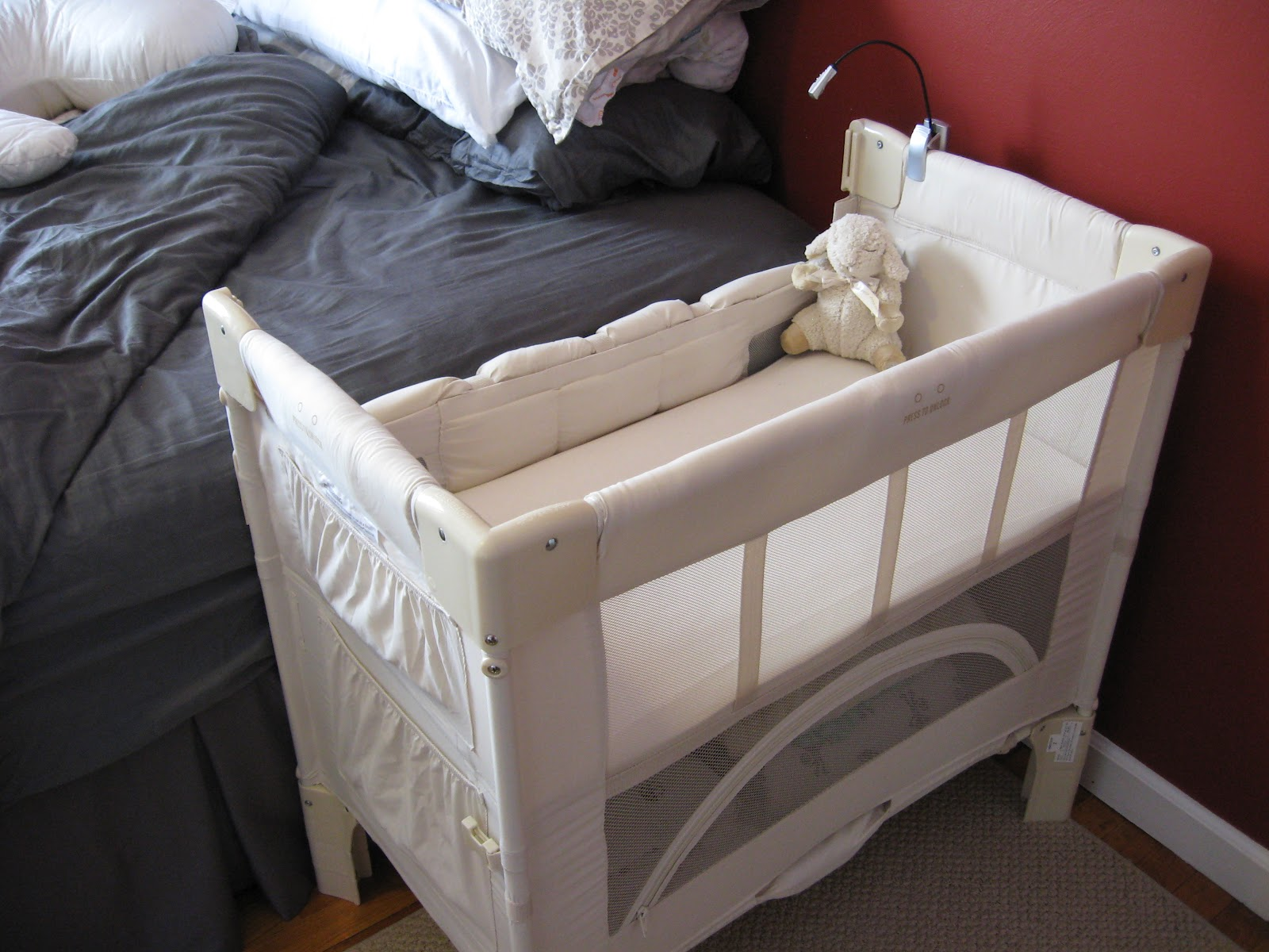 The plete Guide To Buying Baby Delight Cosleepers EBay Bedside