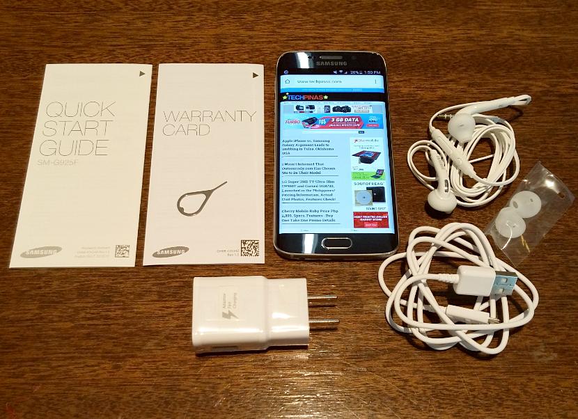 Smart Infinity Samsung Galaxy S6 Edge Unboxing : Aspire ...