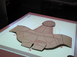 N7 mass effect armor build day 1 male breastplate gauntlet for Mass effect 3 n7 armor template