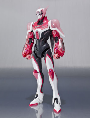 S.H.Figuarts Tiger&Bunny Barnaby Brooks Jr.