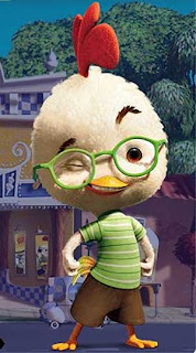 Imagenes de Chicken Little