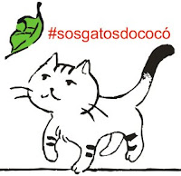 Ícone para movimento SOS Gatos do Cocó