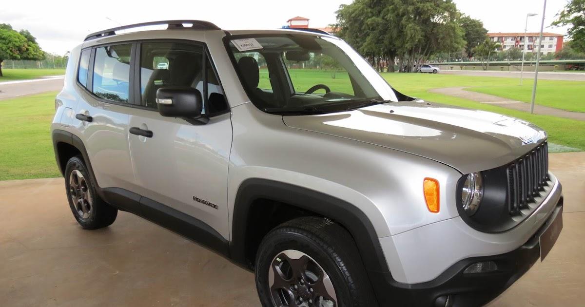 Jeep Renegade 2.0 Diesel: vídeo com detalhes das versões