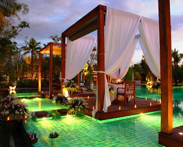 piscina the sarojin thailandia