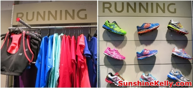 New Balance Concept Store @ Suria KLCC, new balance, new balance running gear, running shoes, suria klcc, sports shop, sports apparel, running, Runnovation, new outlet in suria klcc