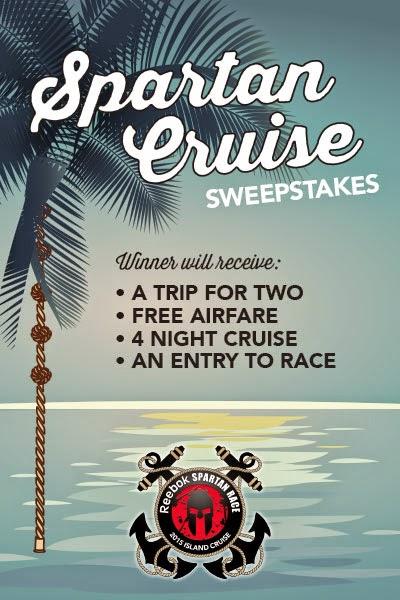Spartan Cruise Sweepstakes