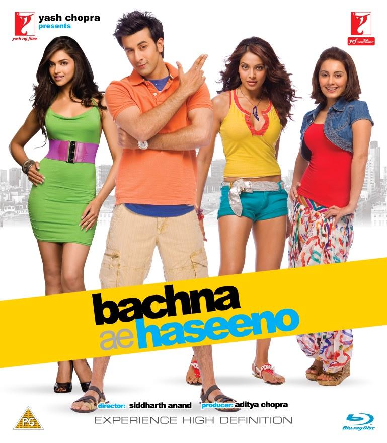 Bachna Ae Haseeno ( 2008) 1080p - ALL NEW Movies