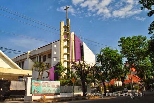 Gambar Gereja Kristen Indonesia GKI Peterongan