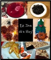 Eat, Drink & be Scary!