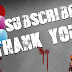 News: 500 Youtube Subscribers Thank You