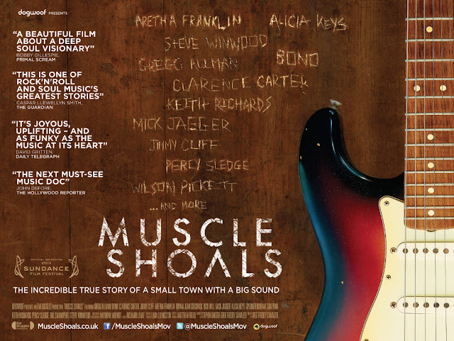 Muscle Shoals UK Poster